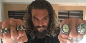 "Jason Momoa enfurece al ver el final de ""Game of Thrones"""