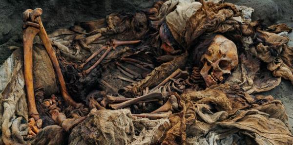 Arqueólogos descubren un sacrificio masivo de niños en Perú