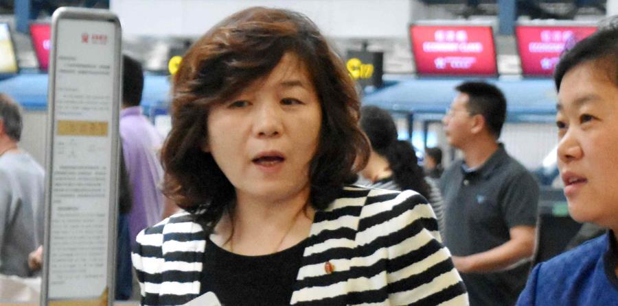 Choe Son Hui (horizontal-x3)