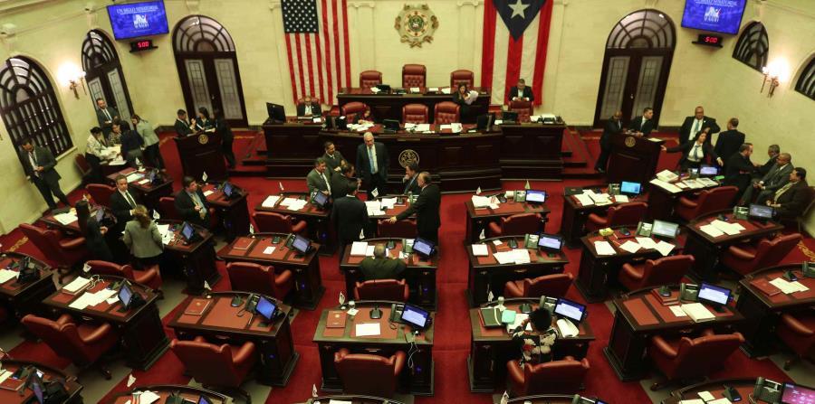 El Senado discutió ayer varios proyectos. (horizontal-x3)
