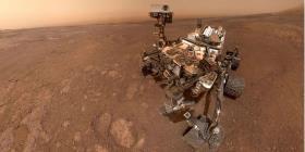 Detectan un repentino e inexplicable aumento de oxígeno en Marte