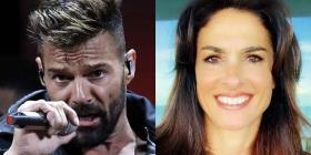 Se confirmó el viejo rumor: Ricky Martin tuvo un romance con la tenista Gabriela Sabatini
