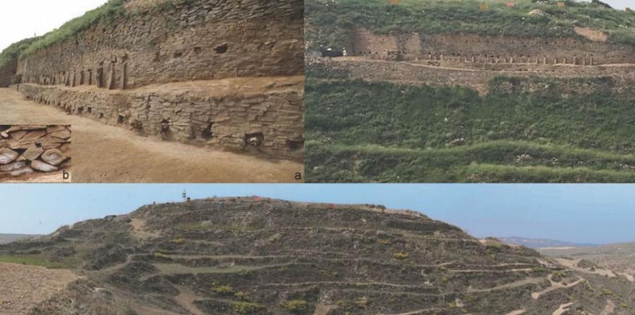 Descubren en China una pirámide donde realizaban sacrificios humanos (horizontal-x3)