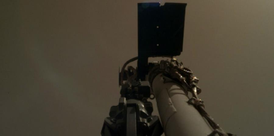 El principal objetivo de este robot es cartografiar el interior de Marte. (Twitter / @NASAInSight) (horizontal-x3)
