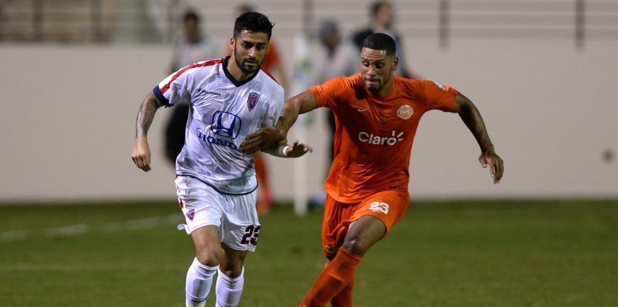 El Puerto Rico FC celebró ayer un productivo entrenamiento de cara a su partido de esta noche contra el Cosmos de Nueva York. (horizontal-x3)