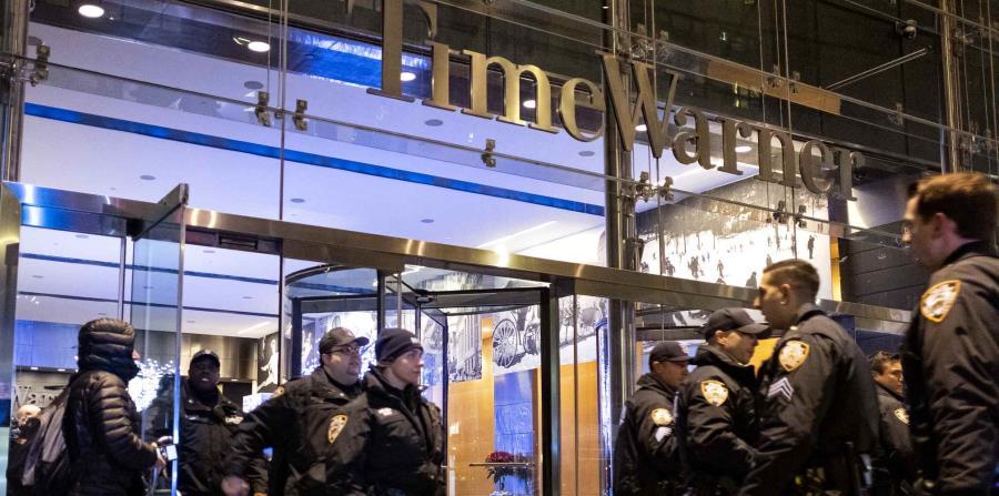 Investiga una nueva amenaza de bomba en CNN en Nueva York