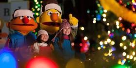 Guía para celebrar la Navidad en los parques de Orlando