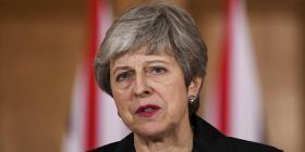 Aseguran que once ministros conspiran para la dimisión de Theresa May
