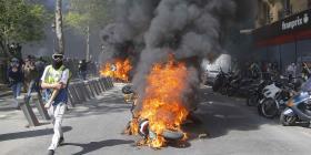 Movimiento de los chalecos amarillos retoma sus protestas luego del incendio de Notre Dame