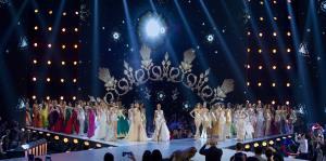 Un derroche de elegancia en la preliminar de Miss Universe 2018