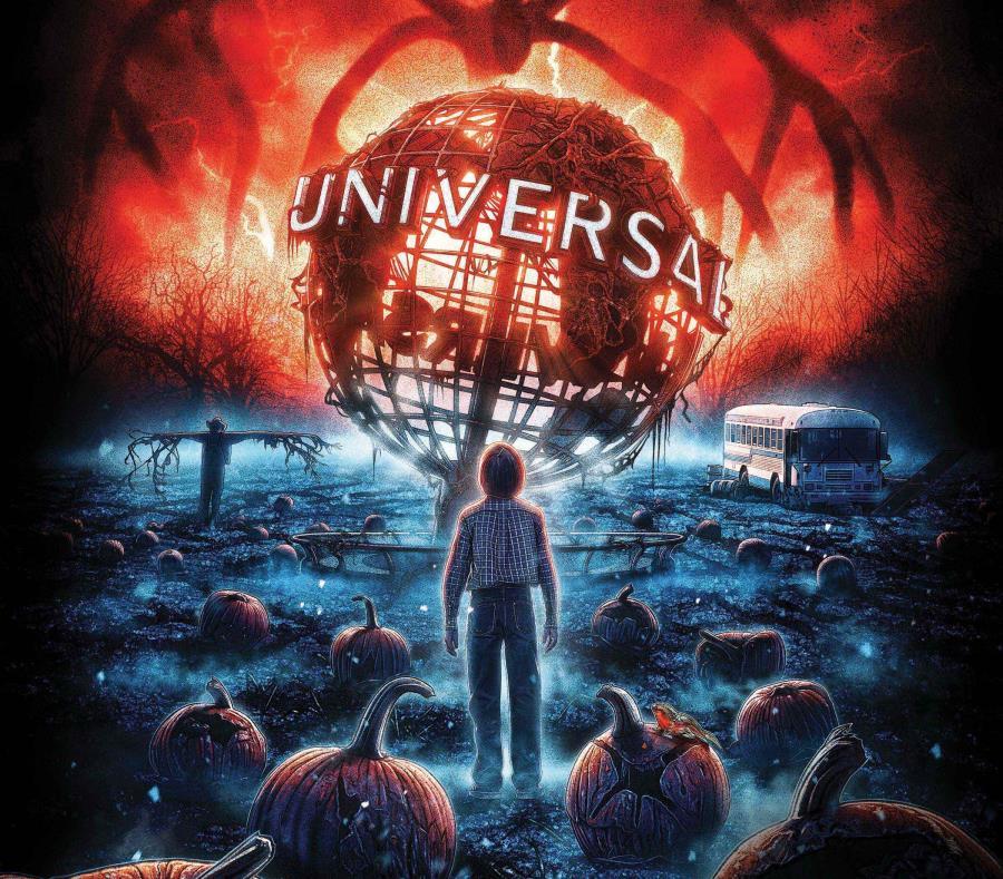 """Los creativos de Universal han estado trabajando con Netflix y los creadores y productores ejecutivos de """"Stranger Things"""" para crear representaciones auténticas de la exitosa serie. (Suministrada) (semisquare-x3)"""