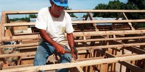 """El 55% de las viviendas construidas se hicieron """"informalmente"""""""