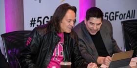 Tribunales entorpecen la fusión de T-Mobile y Sprint