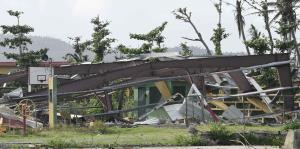 Lenta la recuperación en Humacao tras el paso del huracán María