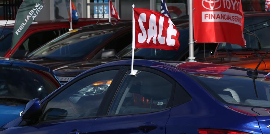 Para el próximo año, se espera que las ventas de autos alcancen las 100,000 unidades vendidas, incluyendo las de flota. (Archivo) (horizontal-x3)