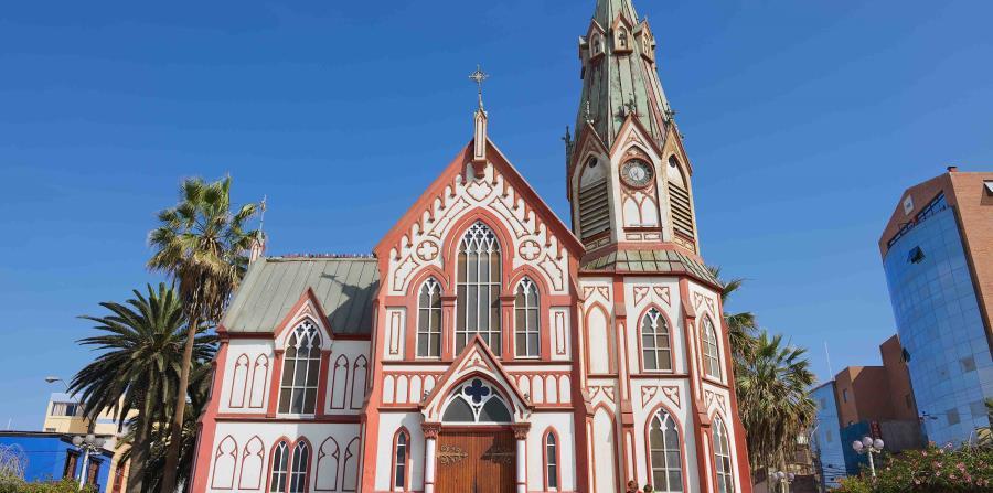 Catedral San Marcos de Arica, Chile