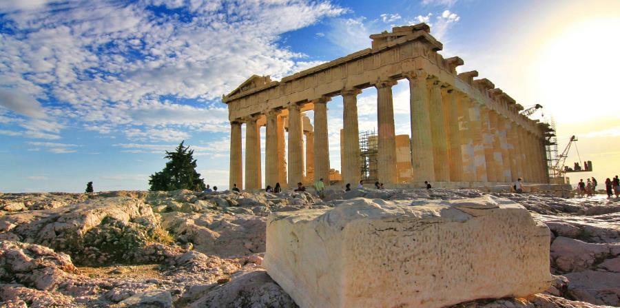Atenas, Grecia. (Unsplash)
