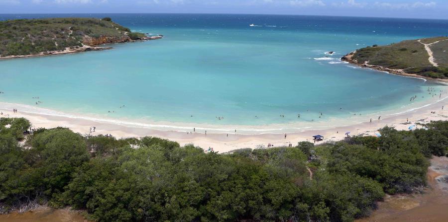 """""""Las condiciones van a cooperar para los que tengan la semana libre y quieran ir a la playa"""", bromeó Lojero. (horizontal-x3)"""