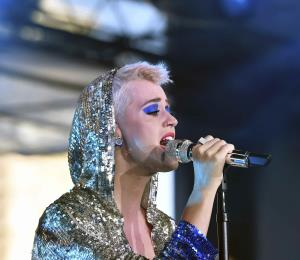 Katy Perry rinde tributo a Marielle Franco