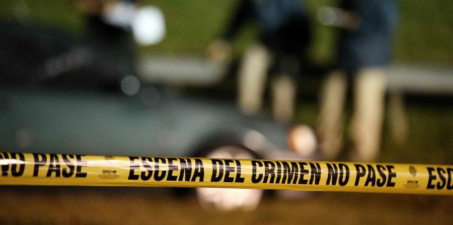 La víctima murió en el acto por las heridas recibidas. (GFR Media) (horizontal-x3)