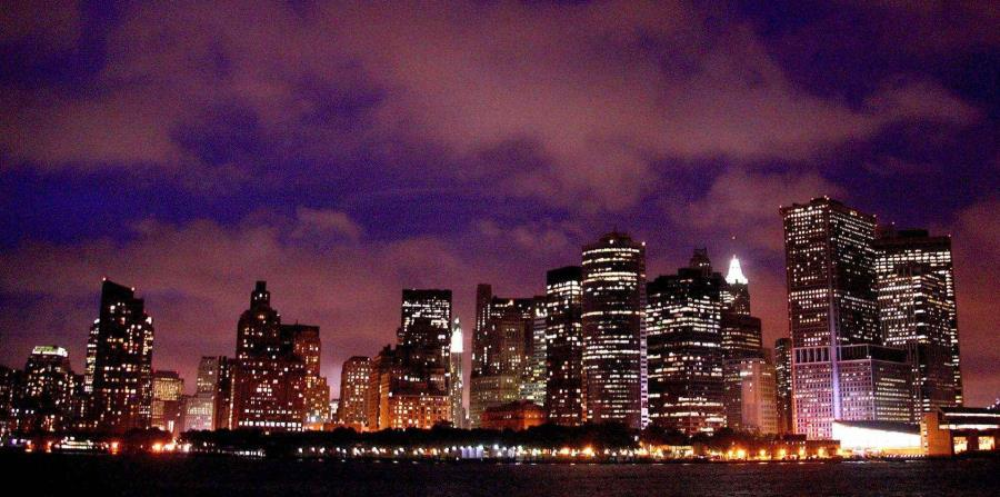 Vista de los rascacielos de Manhattan, Nueva York. (EFE) (horizontal-x3)