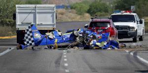 Un muerto y un herido tras choque de avioneta en Phoenix
