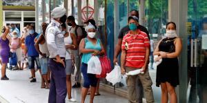 Cuba reporta tres nuevo casos de coronavirus