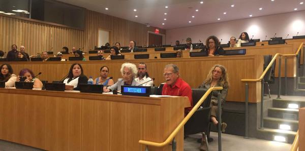 EN VIVO: Comité de Descolonización de la ONU sesiona sobre Puerto Rico