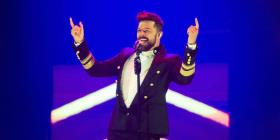 Ricky Martin canta hoy en Cumbre Mundial de Premios Nobel de la Paz