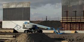 Estados Unidos recurre a dispensas para acelerar construcción del muro