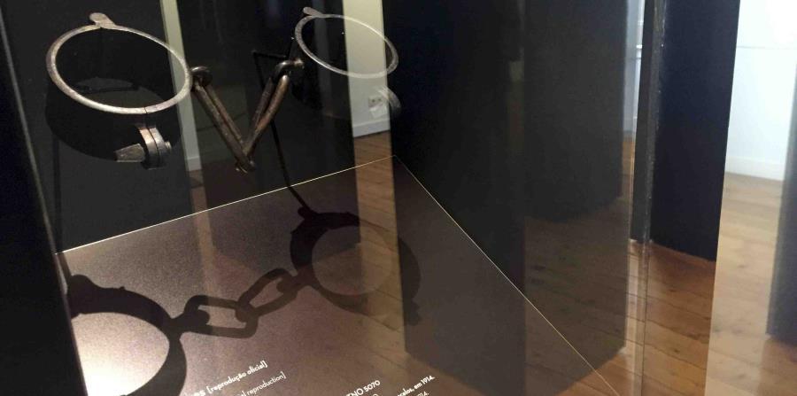 En el Museo de Escravos se pueden ver objetos utilizados en los esclavos durante el siglo XV.