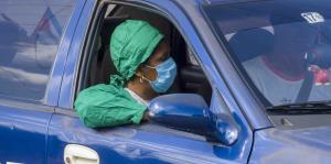 Un bebé da positivo a coronavirus en Cuba