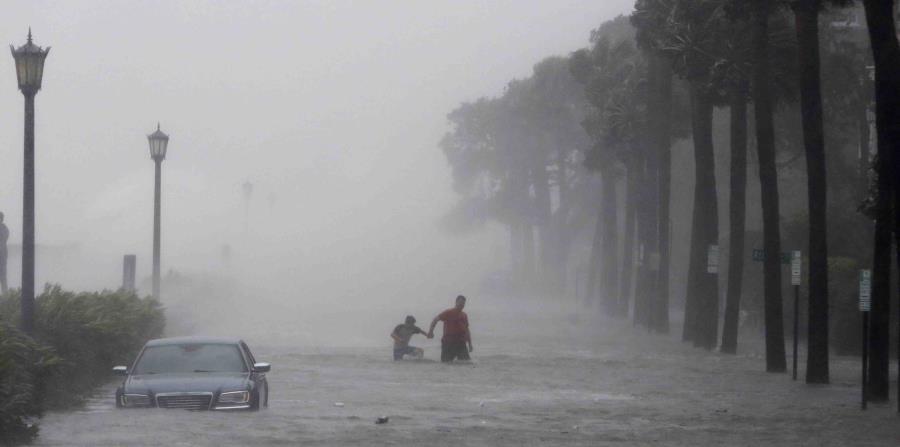 El huracán Harvey podría haber causado pérdidas por $108,000 millones, según Bank of America Merrill Lynch. (horizontal-x3)