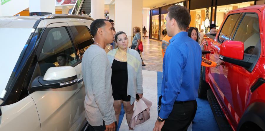 Los visitantes podrán interactuar con expertos en los vehículos Ford.