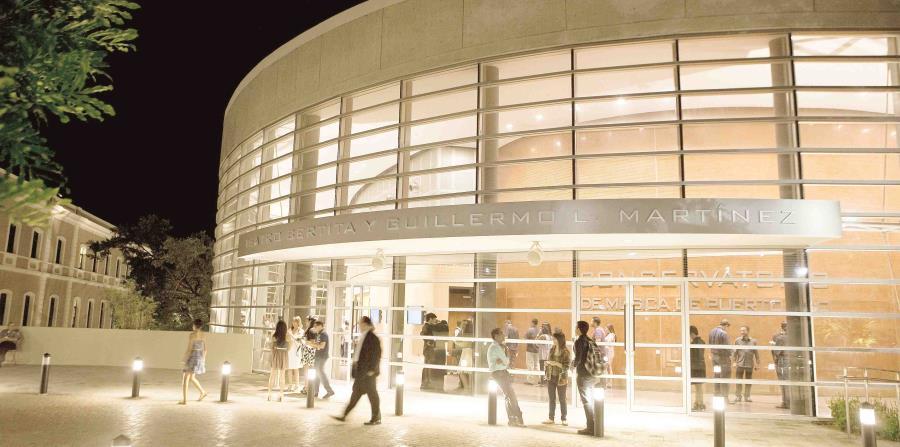 El evento se celebrará a las 11:00 a.m. en el Conservatorio de Música de Puerto Rico, ubicado en Miramar. (horizontal-x3)