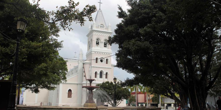 Concatedral Dulce Nombre de Jesús. (Archivo GFR Media)