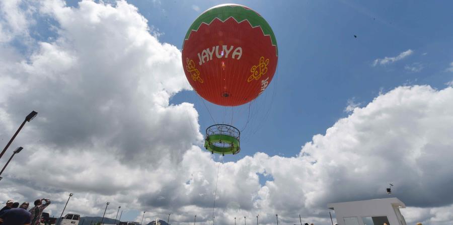 Globo aerostático Jayuya