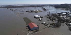 Estados Unidos está bajo riesgo de inundaciones sin precedentes