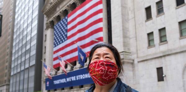Estados Unidos supera los 98,800 muertos por COVID-19