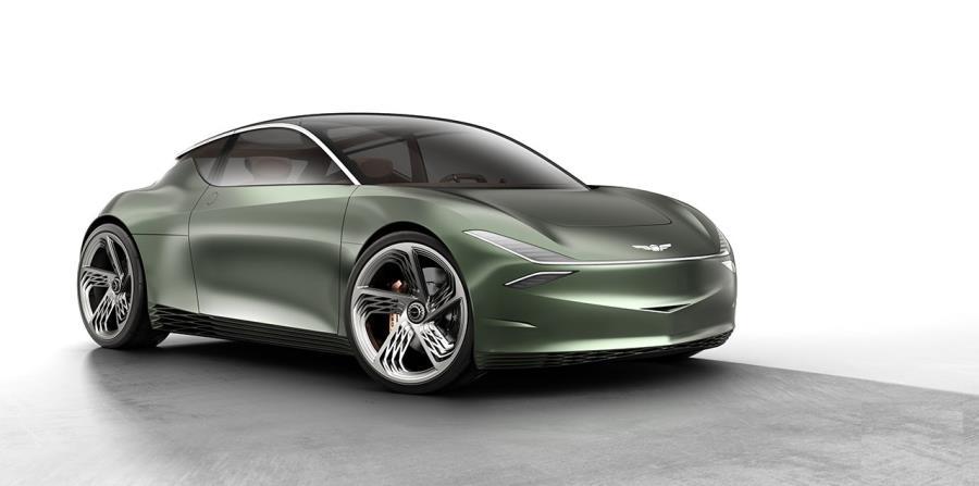 El modelo Genesis Mint Concept fue galardonado con el premio Good Design de 2019 en la categoría de Transportación. (Suministrada)