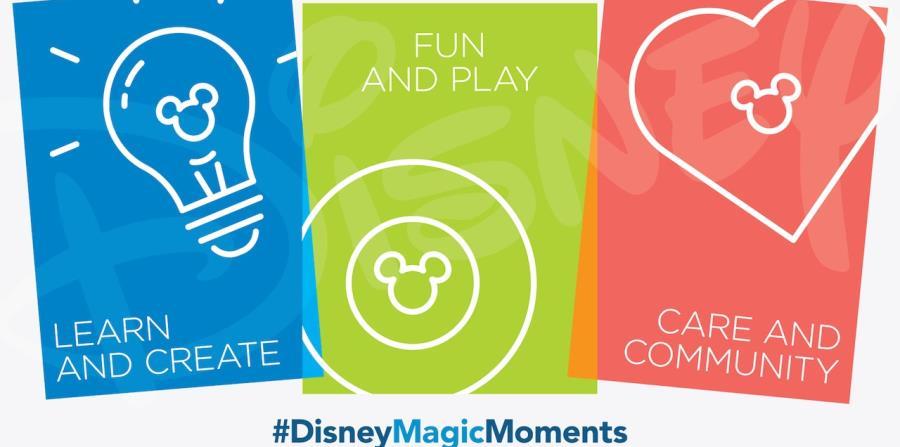 En esa página encontrarán contenido de Disney divertido e interactivo, historias y recursos gratis. (Suministrada)