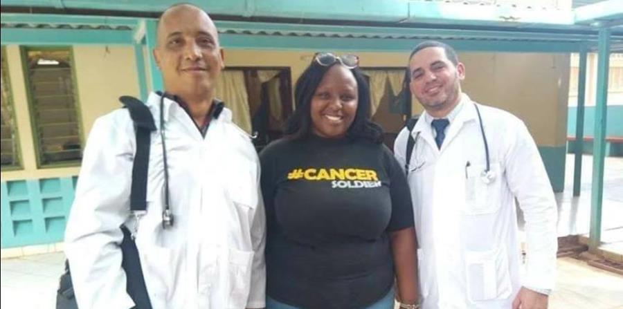 Ministros De Cuba Y Kenia Dialogan Sobre Médicos