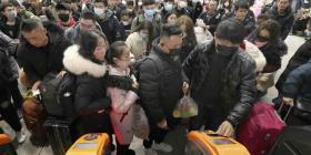 Aumentan los casos de la enfermedad respiratoria viral en China