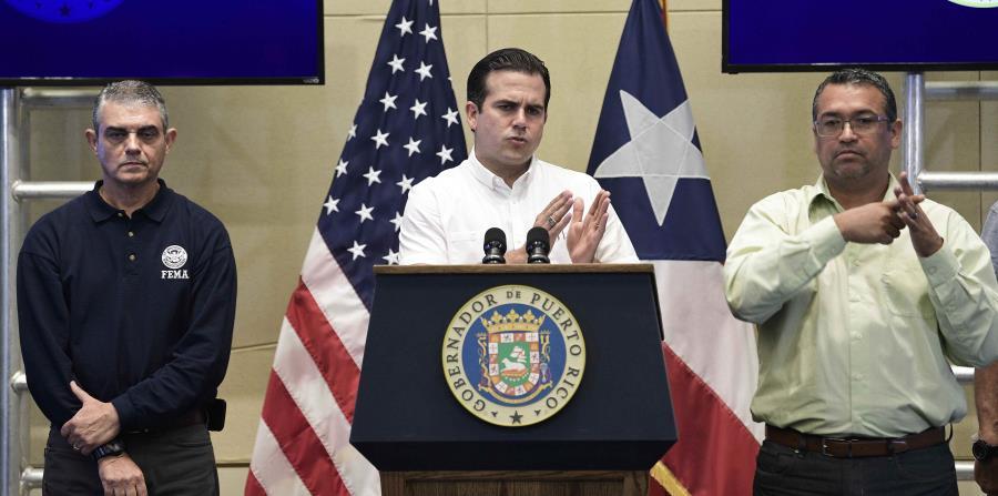 El gobernador estimó la ayuda por encima de los $60,000 millones. (horizontal-x3)