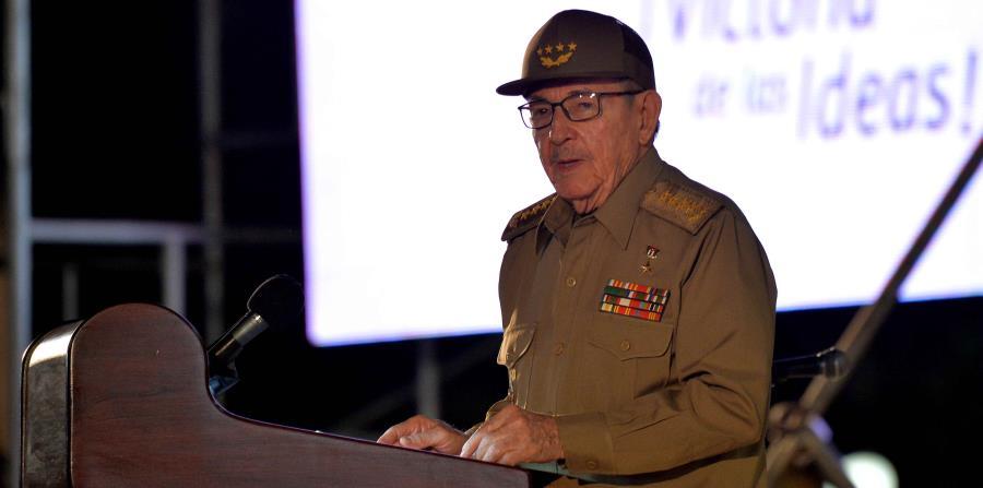 El expresidente cubano aprovechó la proyección nacional para llamar al pueblo a participar activamente en el proceso de consulta sobre la reforma a la constitución que arrancará en agosto (horizontal-x3)