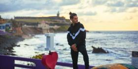 Abraham Mateo presenta su música urbana con toques flamencos