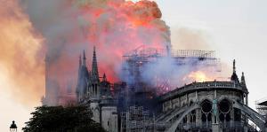 Otras catedrales del mundo que sufrieron incendios