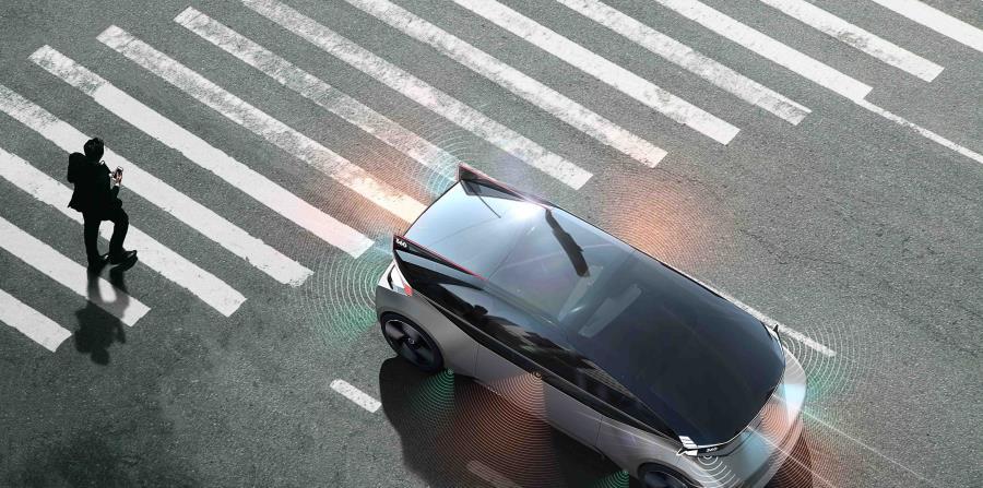 Volvo trabaja en la creación de un vehículo autónomo.