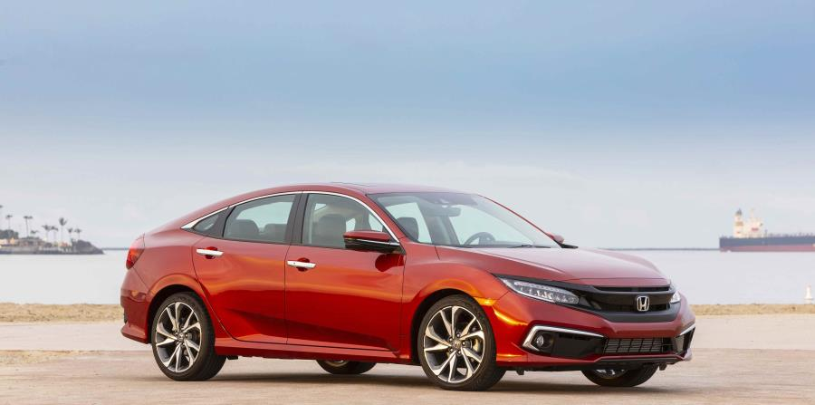 Honda Civic (Suministrada)