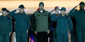 """Maduro ordena capturar a cualquier """"traidor"""" en las Fuerzas Armadas"""